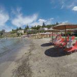 Aegina Maris Beach Bar, Παραλία Aegina Maris
