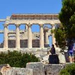 Ναός της Αφαίας Αίγινα, Temple of Aphaia, Aegina