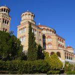 Μοναστήρι Αγίου Νεκταρίου, Αίγινα, Agios Nektarios Monastery, Aegina, Κοντός Αίγινα, Kontos Aegina