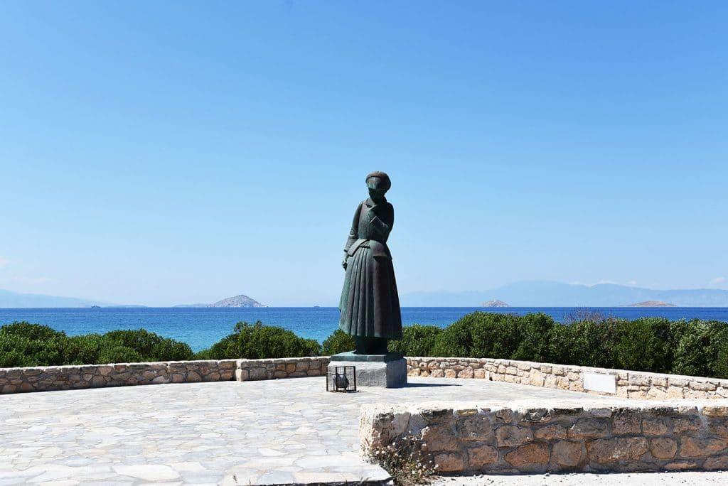 Μουσείο Χρήστου Καπράλου Αίγινα, Christos Kapralos Museum Aegina