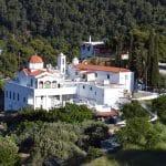Μονή Αγίας Αικατερίνης Αίγινα, Agia Aikaterini Monastery Aegina