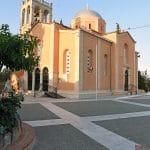 Ναός Ευαγγελίστριας Αίγινα, Evaggelistria Church Aegina