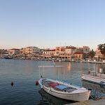 Λιμάνι της Αίγινας, Aegina Port