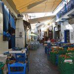Ψαραγορά Αίγινας, Aegina Fish Market