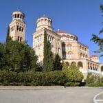 Άγιος Νεκτάριος Μοναστήρι Αίγινας, Agios Nektarios Monastery Aegina