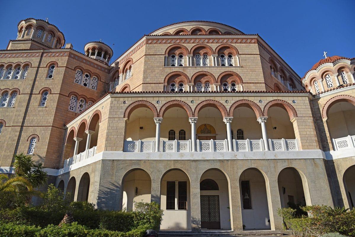 Μοναστήρι του Αγίου Νεκταρίου στην Αίγινα | Αίγινα | WeLoveAegina