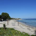 Παραλία Βάγια Αίγινα, Vagia Beach Aegina