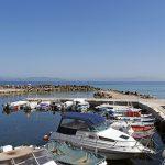 Λιμάνι Βάγιας Αίγινα, Vagia Harbour Aegina
