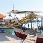 Πλωτά Μανάβικα Αίγινας, Aegina's Floating Fruit Market