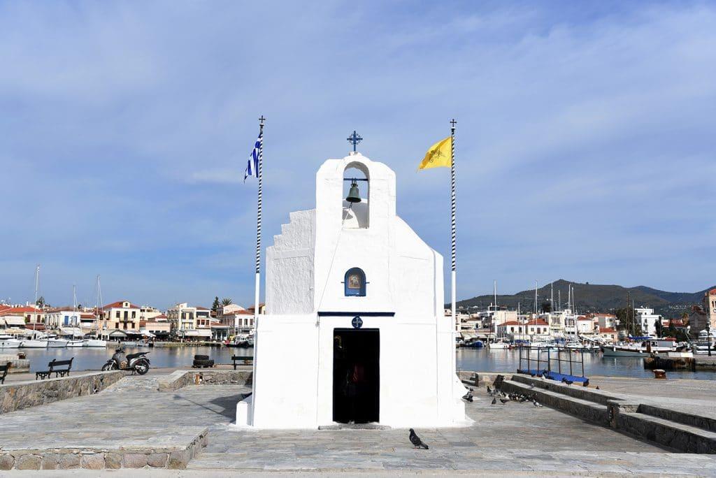 Άγιος Νικόλαος Αίγινας, Agios Nikolaos Church Aegina