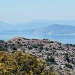 Θέα, Βουνό Όρος, Αίγινα, Mount Oros View, Aegina