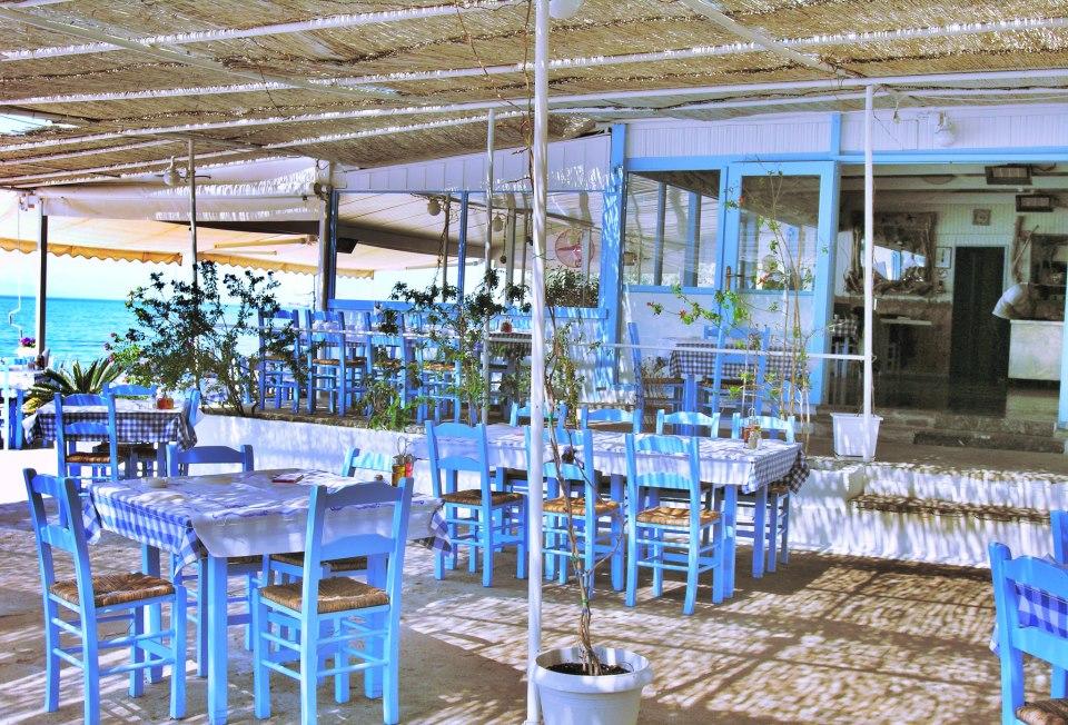 Aeginitissa fish restaurant aeginitissa aegina for One fish two fish restaurant