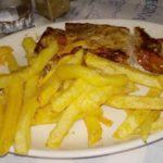 Saronis Restaurant, Perdika, Aegina