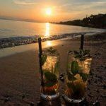 Akrogialia Beach Bar Restaurant Marathonas Α' Aegina, Παραλία Ακρογιαλιά Μαραθώνας Α' Αίγινα
