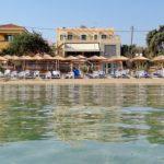 Aerides Cafe Restaurant Beach Bar Vagia Aegina, Αέρηδες Βαγια Αίγινα