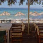 Aerides Cafe Restaurant Beach Bar Vagia Aegina, Αέρηδες Βαγια Αίγινα, Καφέ Αέρηδες, Aerides beach cafe