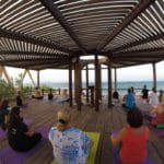 Yoga με τη Φωτεινή Μπήτρου - Pure Fitness, Yoga in Aegina with Fotini Bitrou -