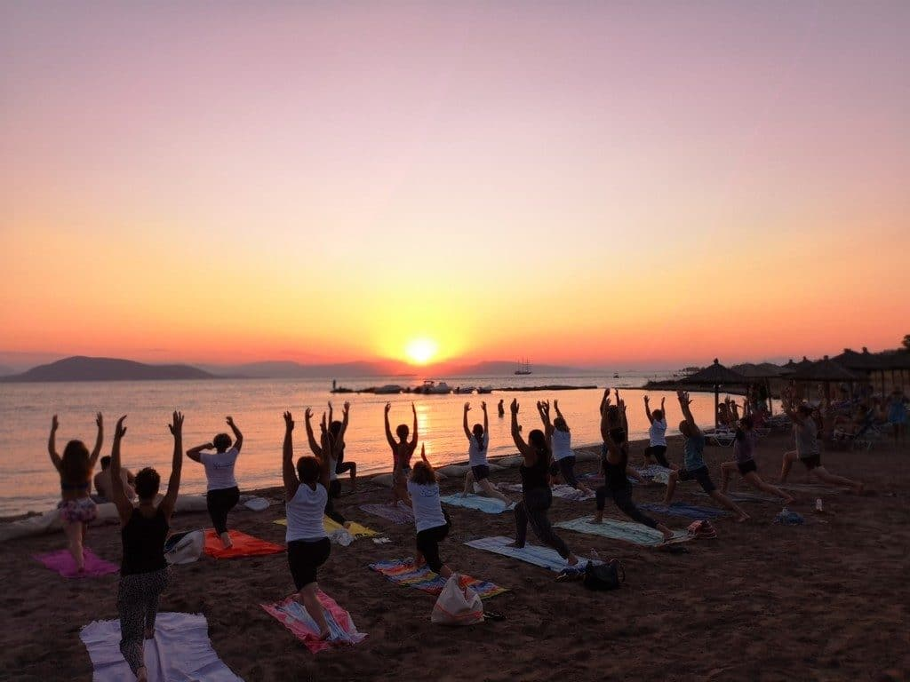 Yoga με τη Φωτεινή Μπήτρου - Pure Fitness