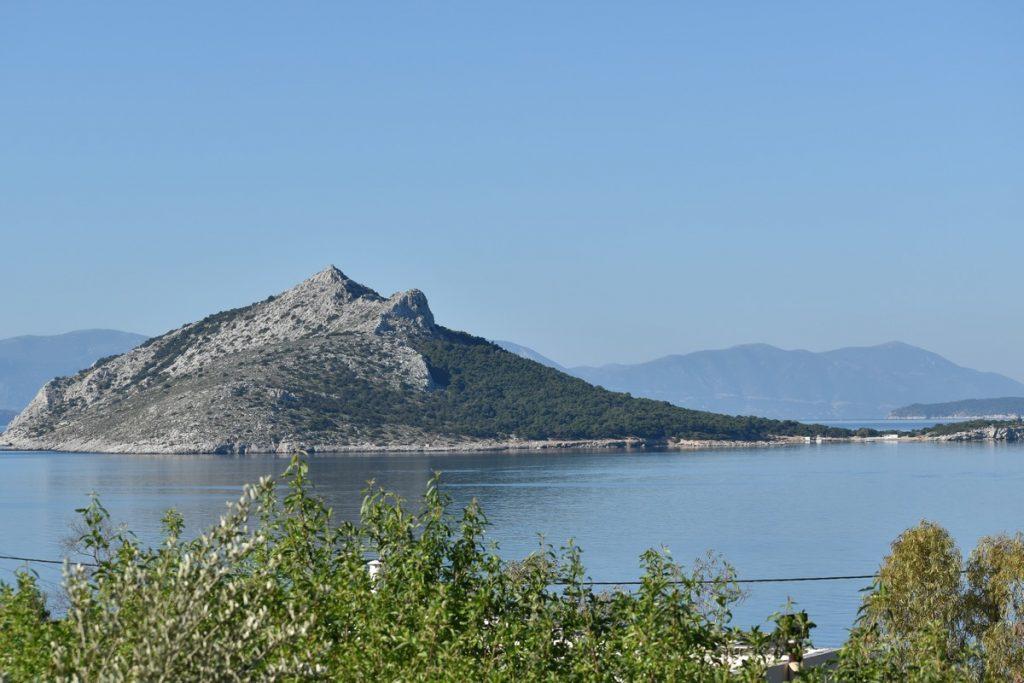 Αίγινα, Μονή, Κυριακή Χρυσού Καρατζά We Love Aegina, Aegina Perdika, Kyriaki Chryssou Karatza