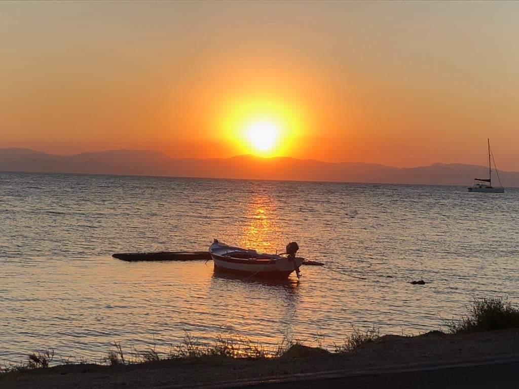Aegina sunsets