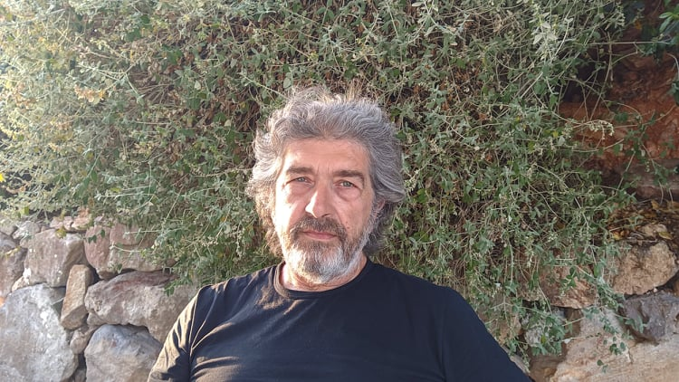 Κώστας Βαρώτσος Αίγινα, Kostas Varotsos Aegina